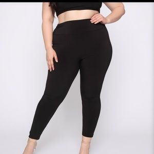 Fashion nova 3x leggings